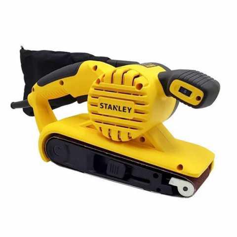 Купить Шлифмашина ленточная сетевая STANLEY SB90. Инструмент DeWALT Украина, официальный фирменный магазин