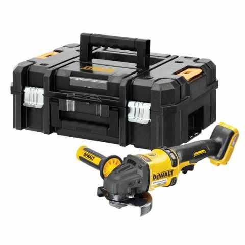 Купить Шлифмашина угловая - болгарка аккумуляторная бесщёточная DeWALT DCG418NT. Инструмент DeWALT Украина, официальный фирменный магазин