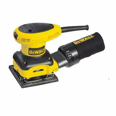 Купить Шлифмашина вибрационная DeWALT, DeWALT D26441. Инструмент DeWALT Украина, официальный фирменный магазин
