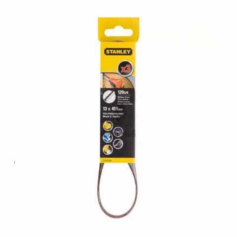 Купить Шлифовальная лента STANLEY STA33381. Инструмент DeWALT Украина, официальный фирменный магазин
