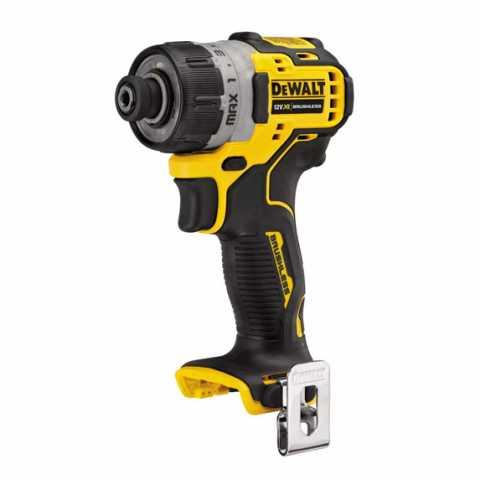 Купить Шуруповёрт аккумуляторный бесщеточный DeWALT DCF601N. Инструмент DeWALT Украина, официальный фирменный магазин