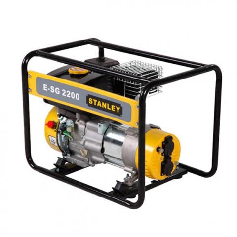 Купить инструмент Stanley Бензиновый генератор однофазный STANLEY ESG2200 фирменный магазин Украина. Официальный сайт по продаже инструмента Stanley