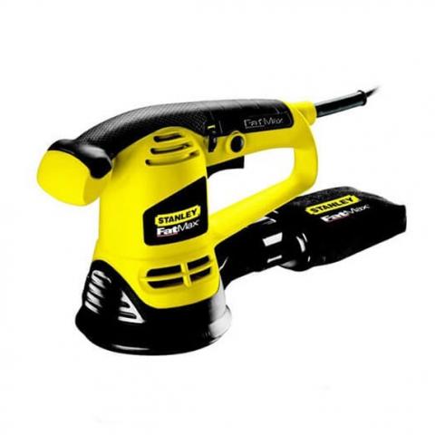 Купить инструмент Stanley Эксцентриковая шлифовальная машина STANLEY SRS480 фирменный магазин Украина. Официальный сайт по продаже инструмента Stanley