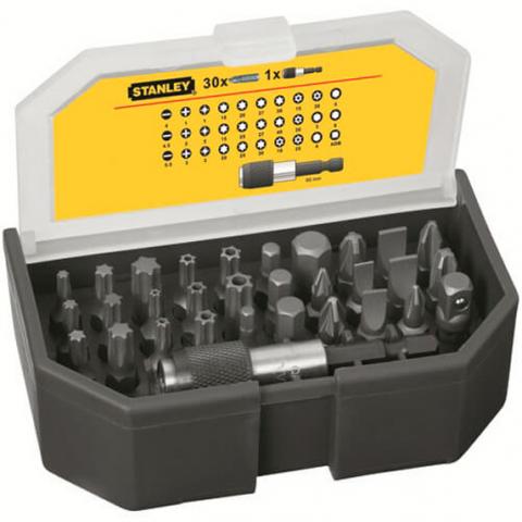 Купить инструмент Stanley Набор бит Expert STANLEY 1-13-903 фирменный магазин Украина. Официальный сайт по продаже инструмента Stanley