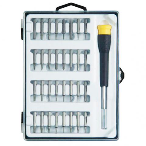 Купить инструмент Stanley Набор бит прецизионных STANLEY STHT0-62634 фирменный магазин Украина. Официальный сайт по продаже инструмента Stanley