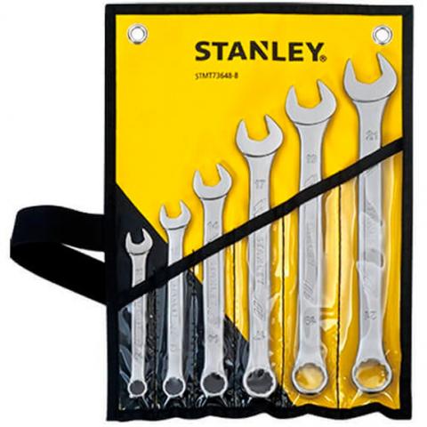 Купить инструмент Stanley Набор ключей комбинированных STMT73648-8 фирменный магазин Украина. Официальный сайт по продаже инструмента Stanley