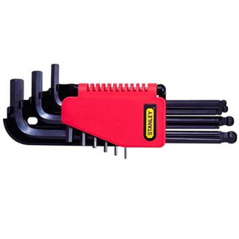 Купить инструмент Stanley Набор ключей шестигранных STANLEY 0-69-256 фирменный магазин Украина. Официальный сайт по продаже инструмента Stanley