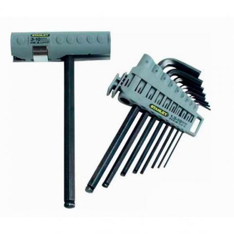 Купить инструмент Stanley Набор ключей STANLEY 0-89-904 фирменный магазин Украина. Официальный сайт по продаже инструмента Stanley