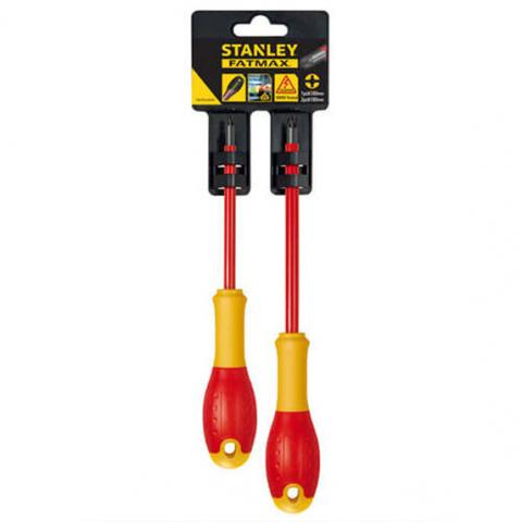 Купить инструмент Stanley Набор отверток электрика STANLEY FMHT0-62649 фирменный магазин Украина. Официальный сайт по продаже инструмента Stanley