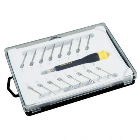 Купить инструмент Stanley Набор отверток прецизионных STHT0-62633 фирменный магазин Украина. Официальный сайт по продаже инструмента Stanley