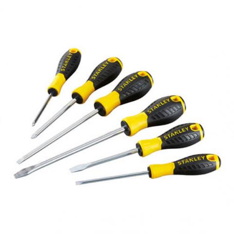 Купить инструмент Stanley Набор отверток STANLEY STHT0-60209 фирменный магазин Украина. Официальный сайт по продаже инструмента Stanley