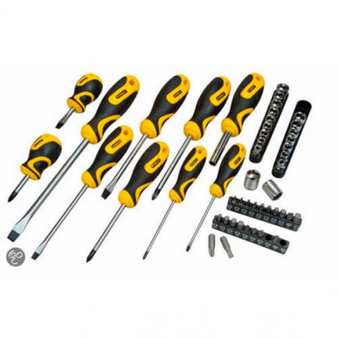 Купить инструмент Stanley Набор отверток STANLEY STHT0-70887 фирменный магазин Украина. Официальный сайт по продаже инструмента Stanley
