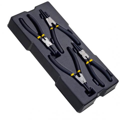 Купить инструмент Stanley Набор съемников стопорных колец STANLEY STMT1-74180 фирменный магазин Украина. Официальный сайт по продаже инструмента Stanley