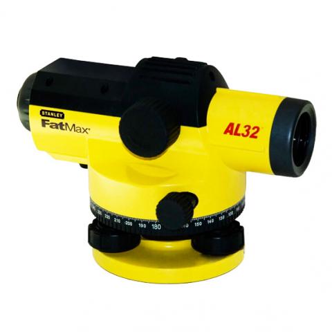 Купить инструмент Stanley Нивелир оптический Fatmax AL32 STANLEY 1-77-244 фирменный магазин Украина. Официальный сайт по продаже инструмента Stanley