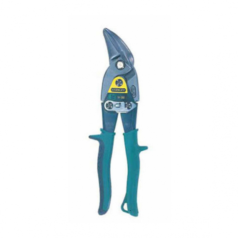 Купить инструмент Stanley Ножницы по металлу STANLEY 2-14-568 фирменный магазин Украина. Официальный сайт по продаже инструмента Stanley