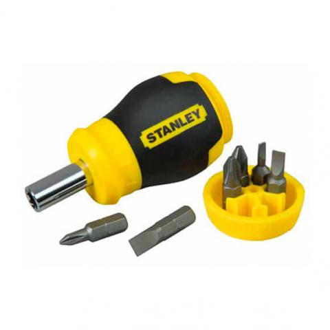 Купить инструмент Stanley Отвертка STANLEY 0-66-357 фирменный магазин Украина. Официальный сайт по продаже инструмента Stanley
