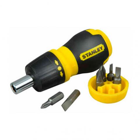 Купить инструмент Stanley Отвертка STANLEY 0-66-358 фирменный магазин Украина. Официальный сайт по продаже инструмента Stanley