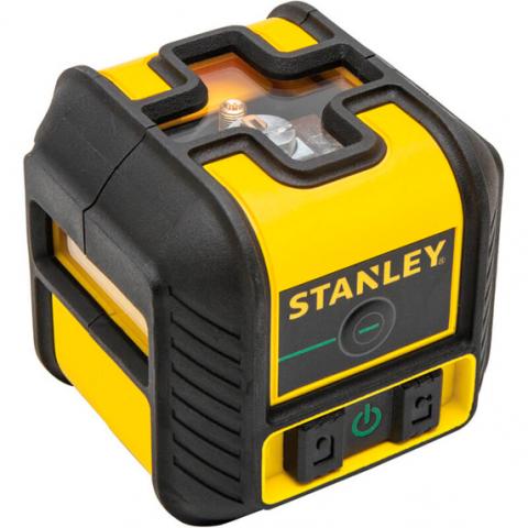 Купить Построитель плоскостей лазерный Cross90 зеленый луч STANLEY STHT77592-1. Инструмент DeWALT Украина, официальный фирменный магазин