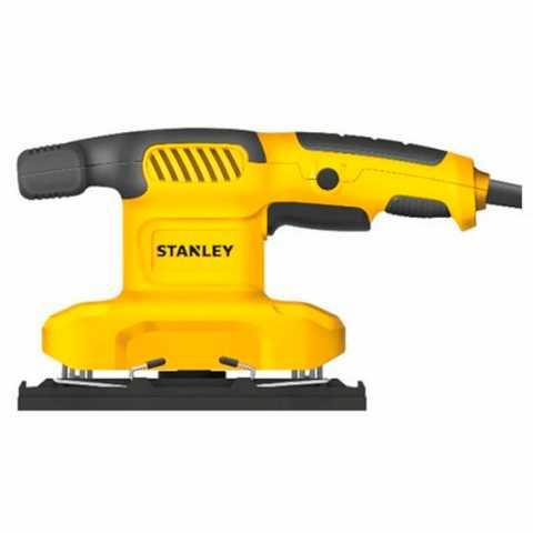 Купить Шлифмашина вибрационная сетевая STANLEY SS28. Инструмент DeWALT Украина, официальный фирменный магазин