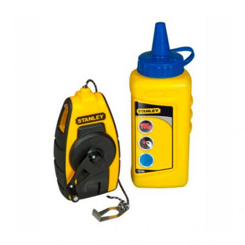 Купить инструмент Stanley Шнур разметочный STANLEY STHT0-47244 фирменный магазин Украина. Официальный сайт по продаже инструмента Stanley