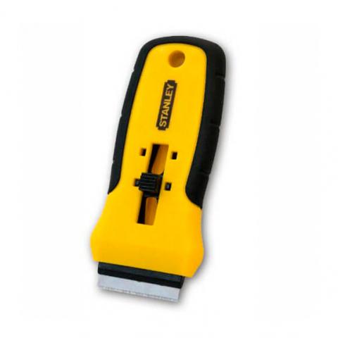 Купить инструмент Stanley Скребок STANLEY 0-28-217 фирменный магазин Украина. Официальный сайт по продаже инструмента Stanley