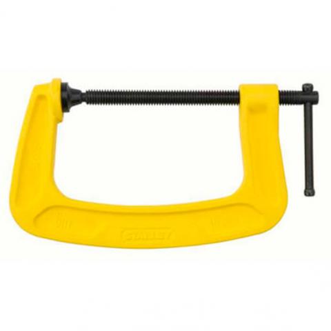 Купить инструмент Stanley Струбцина С-образная STANLEY 0-83-034 фирменный магазин Украина. Официальный сайт по продаже инструмента Stanley