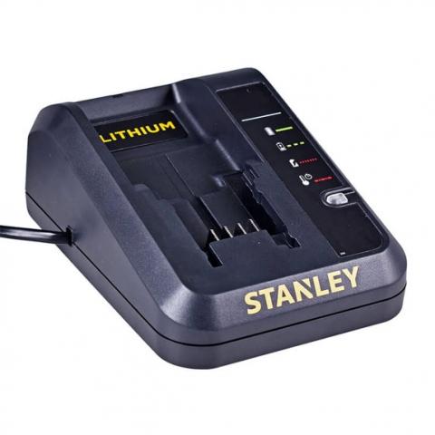 Купить инструмент Stanley Зарядное устройство для 18 В аккумуляторов STANLEY SC201 фирменный магазин Украина. Официальный сайт по продаже инструмента Stanley