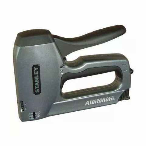 Купить Степлер Heavy Duty H/L с регулировкой силы удара для скоб типа G STANLEY 6-TR250. Инструмент DeWALT Украина, официальный фирменный магазин