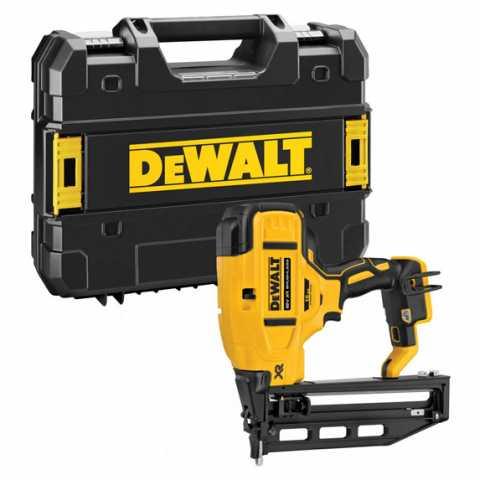Купить Степлер скобозабивной аккумуляторный бесщёточный DeWALT DCN662NT. Инструмент DeWALT Украина, официальный фирменный магазин