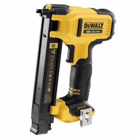 Купить Степлер скобозабивной аккумуляторный DeWALT DCN701N. Инструмент DeWALT Украина, официальный фирменный магазин