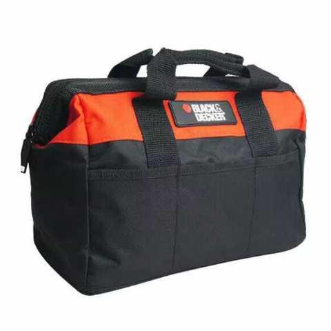 Купить Сумка для инструмента 33x13x24 см BLACK+DECKER BDST73820-8. Инструмент Black Deker Украина, официальный фирменный магазин