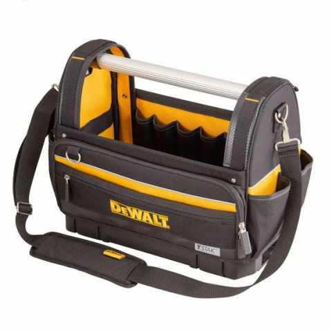 Купить Сумка открытого типа системы TSTAK DeWALT DWST82990-1. Инструмент DeWALT Украина, официальный фирменный магазин