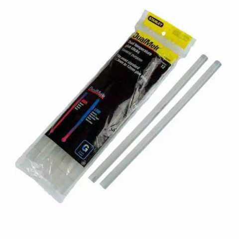 Купить Термоклей DualTemp диаметром 11.3 мм, двутемпературный для клеевого пистолета STANLEY 1-GS15DT. Инструмент DeWALT Украина, официальный фирменный магазин