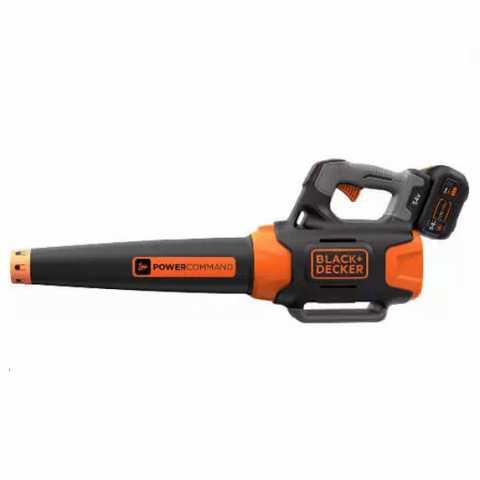 Купить Воздуходувка аккумуляторная BLACK+DECKER GWC54PC. Инструмент Black Deker Украина, официальный фирменный магазин