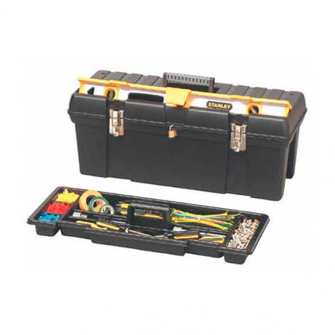 Купить инструмент Stanley Ящик для инструмента профессиональный STANLEY 1-92-850 фирменный магазин Украина. Официальный сайт по продаже инструмента Stanley