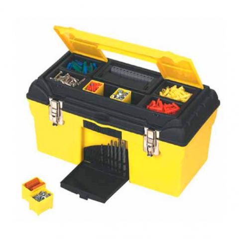 Купить инструмент Stanley Ящик для инструмента STANLEY 1-92-055 фирменный магазин Украина. Официальный сайт по продаже инструмента Stanley