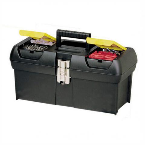 Купить инструмент Stanley Ящик для инструмента STANLEY 1-92-065 фирменный магазин Украина. Официальный сайт по продаже инструмента Stanley