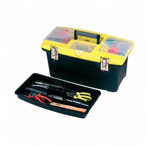 Купить инструмент Stanley Ящик для инструмента STANLEY 1-92-905 фирменный магазин Украина. Официальный сайт по продаже инструмента Stanley