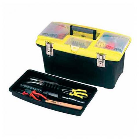 Купить инструмент Stanley Ящик для инструмента STANLEY 1-92-906 фирменный магазин Украина. Официальный сайт по продаже инструмента Stanley