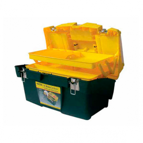 Купить инструмент Stanley Ящик для инструмента STANLEY 1-92-911 фирменный магазин Украина. Официальный сайт по продаже инструмента Stanley
