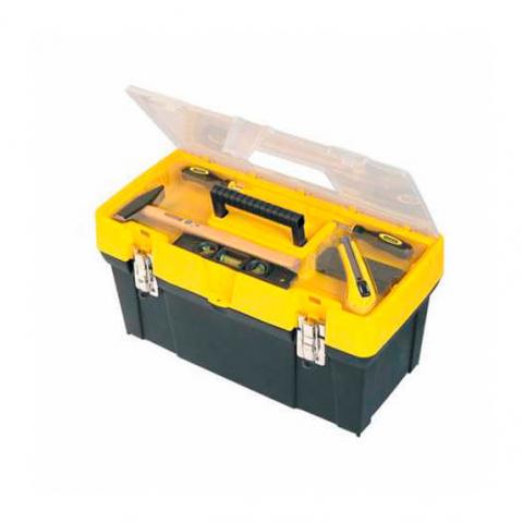 Купить инструмент Stanley Ящик для инструмента STANLEY 1-93-285 фирменный магазин Украина. Официальный сайт по продаже инструмента Stanley