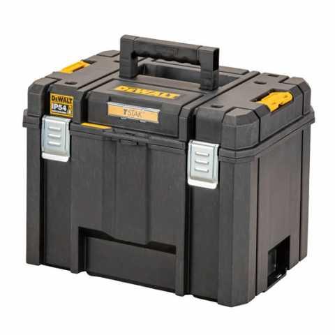 Купить Ящик TSTAK 2.0 DeWALT DWST83346-1. Инструмент DeWALT Украина, официальный фирменный магазин