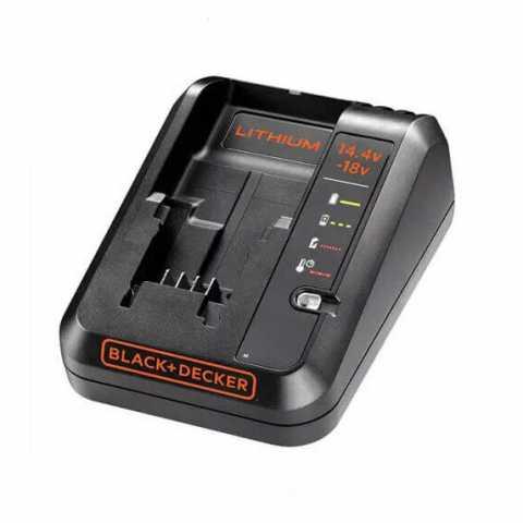 Купить Зарядное устройство BLACK+DECKER BDC1A. Инструмент Black Deker Украина, официальный фирменный магазин