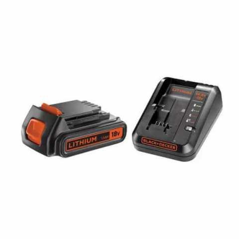 Купить Зарядное устройство BLACK+DECKER BDC1A15. Инструмент Black Deker Украина, официальный фирменный магазин