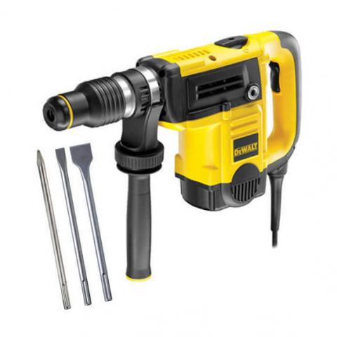 Купить инструмент DeWALT Молоток отбойный SDS-Max DeWALT D25820KIT фирменный магазин Украина. Официальный сайт по продаже инструмента DeWALT