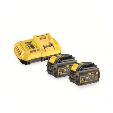 Купить инструмент DeWALT Зарядное устройство + 2 аккумулятора XR FLEXVOLT DeWALT DCB118T2 фирменный магазин Украина. Официальный сайт по продаже инструмента DeWALT