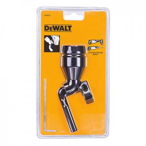 Купить аксессуары DeWALT Адаптер для подключения пылесоса для DWE315 DeWALT DT20722 фирменный магазин Украина. Официальный сайт по продаже инструмента DeWALT