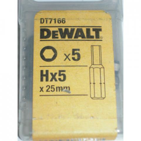 Купить аксессуары Биты TORSION DeWALT DT7166 фирменный магазин Украина. Официальный сайт по продаже инструмента DeWALT