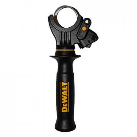 Купить аксессуары DeWALT Боковая рукоятка 43 мм с LED-подсветкой DeWALT D250521 фирменный магазин Украина. Официальный сайт по продаже инструмента DeWALT