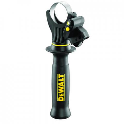 Купить аксессуары DeWALT Боковая рукоятка 54 мм с LED-подсветкой DeWALT D253241 фирменный магазин Украина. Официальный сайт по продаже инструмента DeWALT